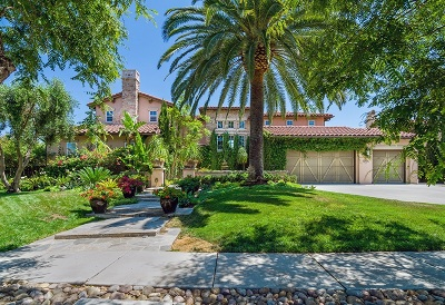 San Diego Single Family Home For Sale: 15512 Mission Preserve Place