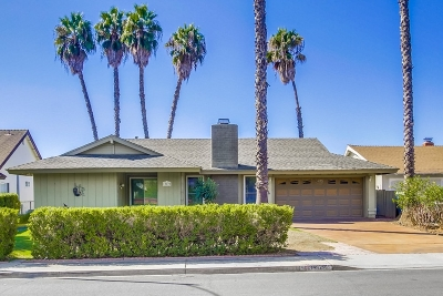 Poway Single Family Home For Sale: 13179 Wanesta Dr