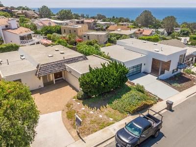 Del Mar CA Single Family Home For Sale: $1,559,000