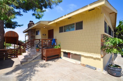 Solana Beach Multi Family 2-4 For Sale: 231-233 N N Granados Ave
