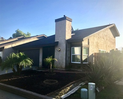 San Diego Two Family Home For Sale: 13409 Sutter Mill Road