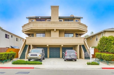 Imperial Beach Townhouse For Sale