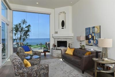 La Jolla Single Family Home For Sale: 5420 Chelsea