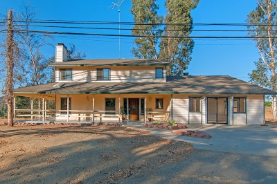 Single Family Home Contingent: 29810 Robles