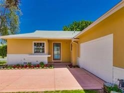 San Diego Single Family Home For Sale: 1046 Swaner