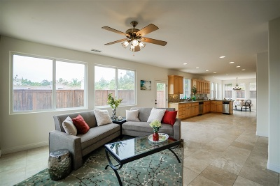 Single Family Home For Sale: 1468 Belmont Park Rd