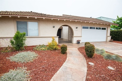 San Diego Single Family Home For Sale: 6207 Radcliffe Dr