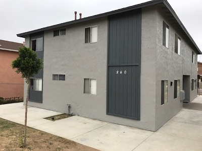 San Diego Multi Family 2-4 For Sale: 840 Grand Ave