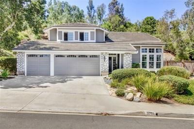 Carlsbad Single Family Home For Sale: 3251 Celinda