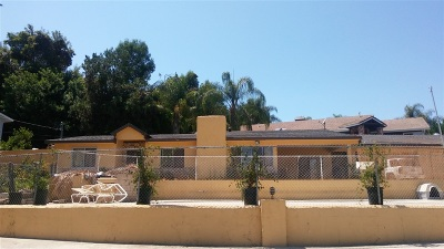 Single Family Home Contingent: 1371 S Citrus Ave
