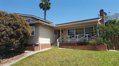 Del Cerro, Del Cerro Heights, Del Cerro Highlands, Del Cerro Terrace Single Family Home For Sale: 5673 Marne Ave