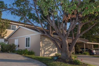 Encinitas Townhouse For Sale: 1757 Red Barn Rd