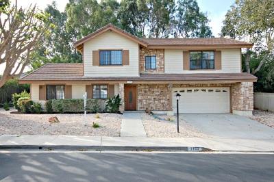 Encinitas Single Family Home For Sale: 1152 Kildeer Ct