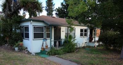 La Mesa Multi Family 2-4 For Sale