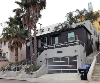 North Park Rental For Rent: 3524 Wilshire Terrace