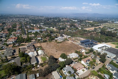 Encinitas Residential Lots & Land For Sale: 754 Bonita Dr #754