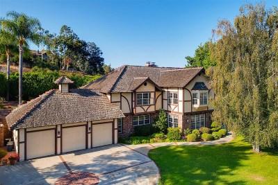 Vista Single Family Home For Sale: 1204 Sugarbush Drive