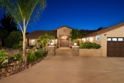 Poway Single Family Home For Sale: 16402 Silver Saddle Ct.