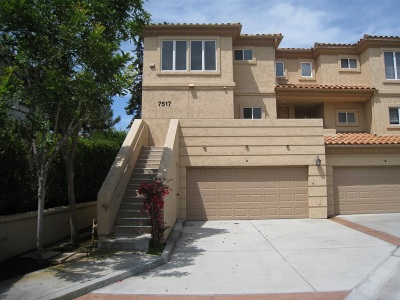 Carlsbad Attached For Sale: 7517 Jerez Ct. #A