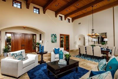 Santaluz Single Family Home For Sale: 7560 Montien Rd.
