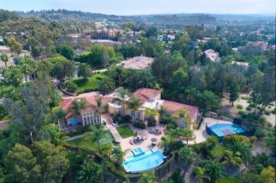 Fairbanks Ranch Single Family Home For Sale: 16304 Avenida De Los Olivos