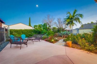 North Park Single Family Home For Sale