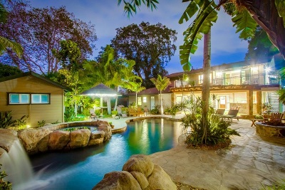 Single Family Home For Sale: 330 San Elijo Street