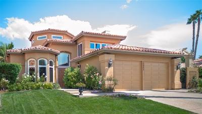 Rancho Santa Fe Single Family Home For Sale: 15483 Pimlico Corte