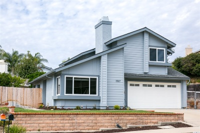 Oceanside Single Family Home For Sale: 3587 Prestwick Circle