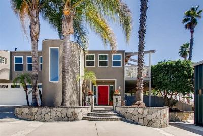 Escondido Single Family Home For Sale: 1310 Sheridan Ave
