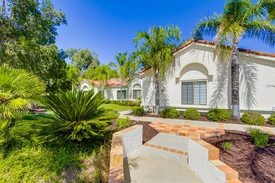 Single Family Home For Sale: 15794 Dovewood Court