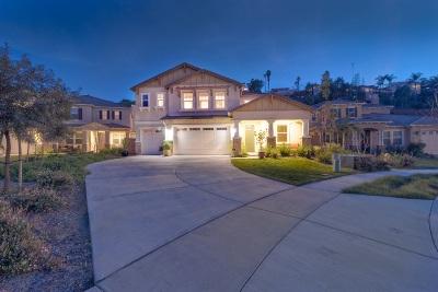 La Mesa Single Family Home For Sale: 8990 McKinley Court