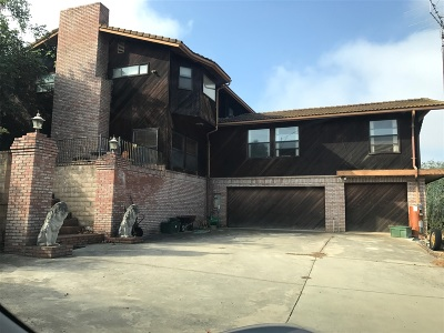 Poway Single Family Home Pending: 16318 Orchard Bend