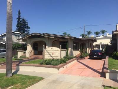 Mission Hills Single Family Home For Sale: 4111 Randolph Street