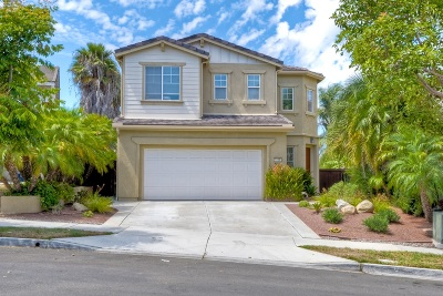 San Diego Single Family Home For Sale: 5150 Mariner Dr
