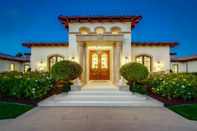 Rancho Santa Fe Single Family Home For Sale: 7164 Rancho La Cima Dr