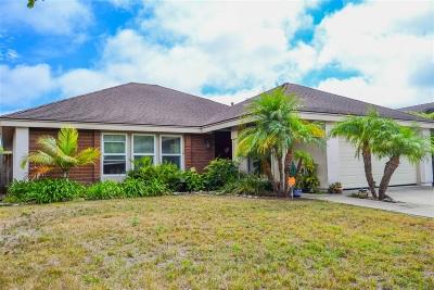 Encinitas Single Family Home For Sale: 1521 Traske Rd.