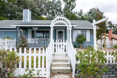 Poway Single Family Home For Sale: 13459 Starridge Street