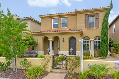 San Diego CA Single Family Home For Sale: $1,349,000