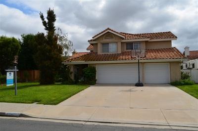 Murrieta, Temecula Single Family Home For Sale: 25422 Blackthorne