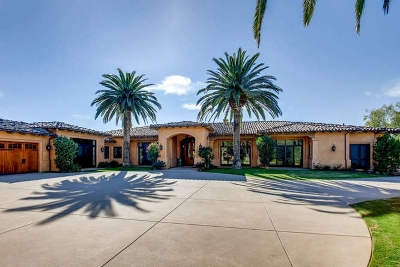 Poway Single Family Home For Sale: 17087 Old Coach Road