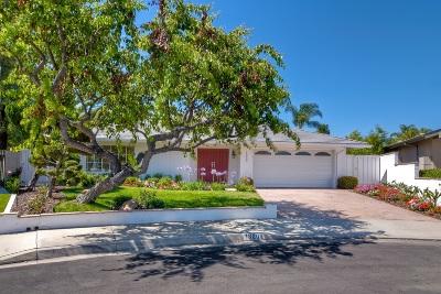 Rancho Santa Fe Rental For Rent: 16205 Via Monterey