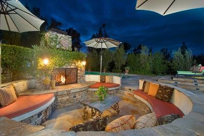 Rancho Santa Fe Single Family Home For Sale: 16674 Via Lago Azul