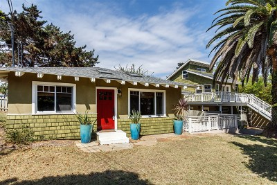 Encinitas Single Family Home For Sale: 110 Requeza St