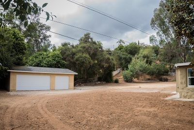 Bonsall Single Family Home For Sale: 30960 Mission Rd