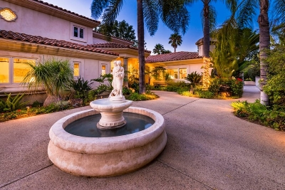 Rancho Santa Fe Single Family Home For Sale: 6332 La Valle Plateada