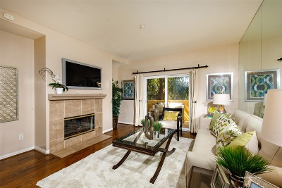 La Jolla Townhouse For Sale: 366 Forward Street #C