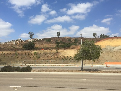 San Diego Residential Lots & Land For Sale: Mast Blvd #4