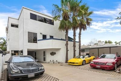 Coronado Single Family Home For Sale: 1415 4th St