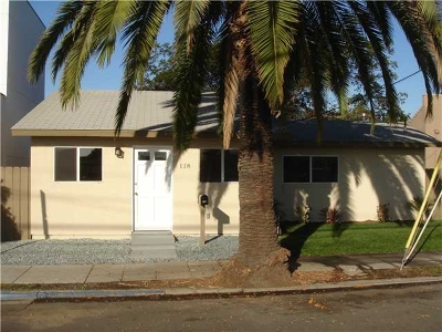 San Diego Single Family Home For Sale: 118 28th